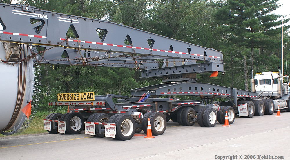 Oversize Load In Wisconsin